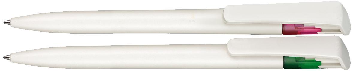 Długopis EKO Bio - Star - zdjęcie przód i bok