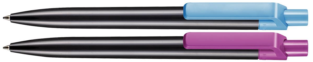 Długopis EKO Insider Recycled - zdjęcie przód i bok