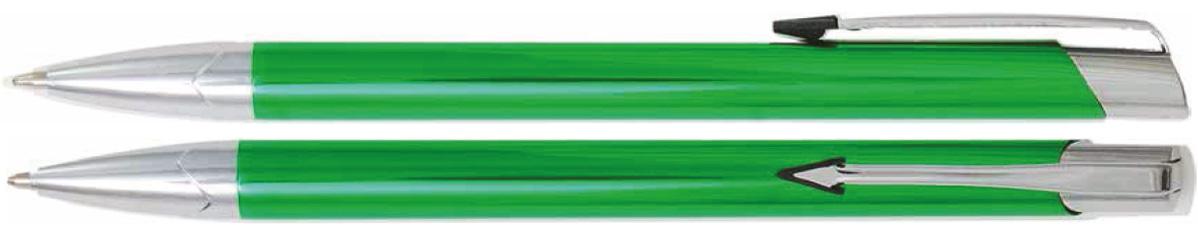 Długopisy metalowe vic - zdjęcie przód i bok